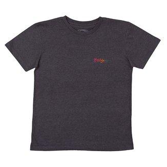 Camiseta Infantil Billabong Crayon Wave Ii Tn Masculina