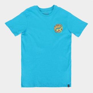 Camiseta Infantil Blunt Básica Yin-Yang Masculina