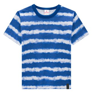 Camiseta Infantil Brandili Tie Dye Masculino