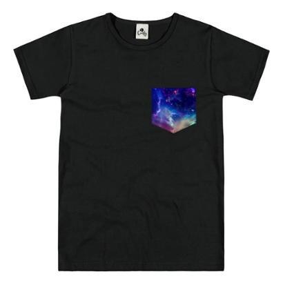 Camiseta Infantil Comfy Boreal Masculina