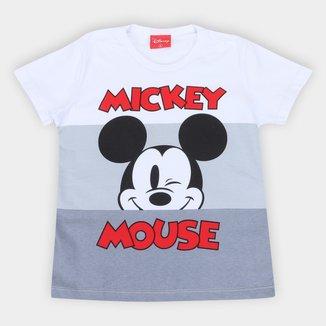 Camiseta Infantil Disney Mickey Mouse Mouse Masculina