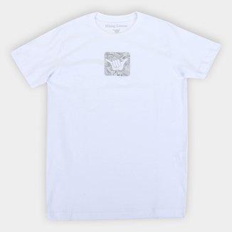 Camiseta Infantil Hang Loose Silk Logoswell Masculina