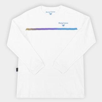 Camiseta Infantil Hang Loose Silk Sunset Manga Longa Masculina