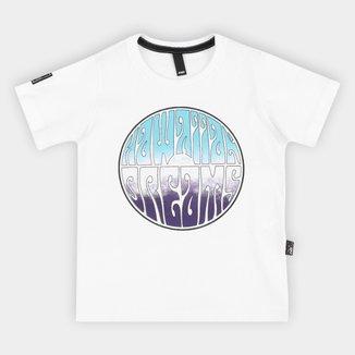 Camiseta Infantil HD Estampada Masculina