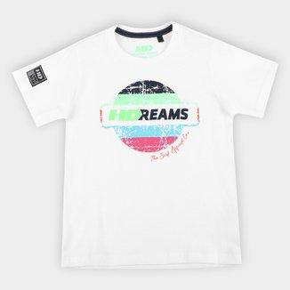 Camiseta Infantil HD Reams Masculina