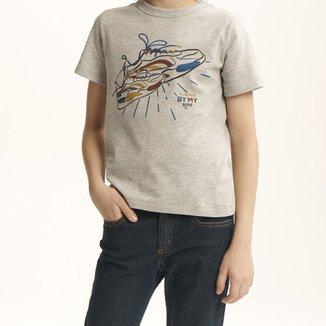 Camiseta Infantil Hering Estampada Masculina