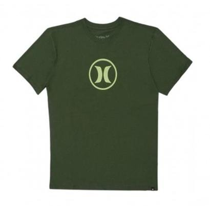 Camiseta Infantil Hurley Silk Masculina
