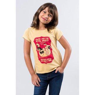 Camiseta Infantil Iara Reserva Mini Feminina