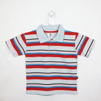 Camiseta Infantil Lucyval Manga Curta