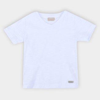 Camiseta Infantil Milon Básica Masculina