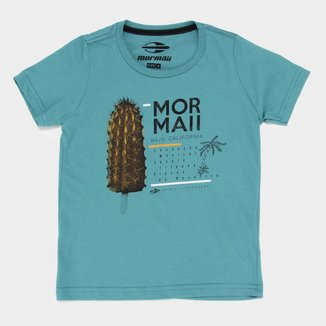Camiseta Infantil Mormaii Califórnia Masculina