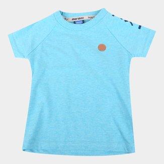 Camiseta Infantil Mormaii NXT Masculina