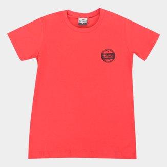 Camiseta Infantil Nicoboco Bastogne Masculina