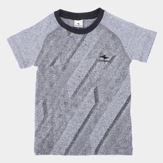 Camiseta Infantil Nicoboco Raglan Especial Sakai Masculina