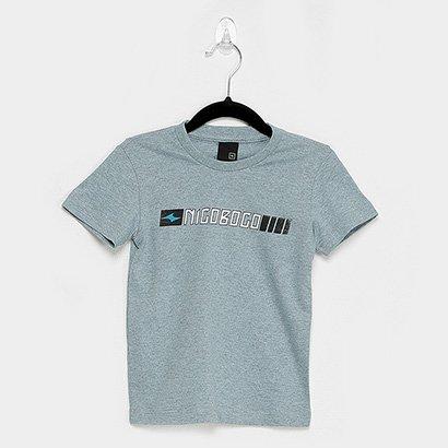 Camiseta Infantil Nicoboco Tangerang Masculina