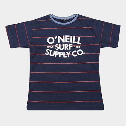 Camiseta Infantil O'neill Especial Gonner Masculina