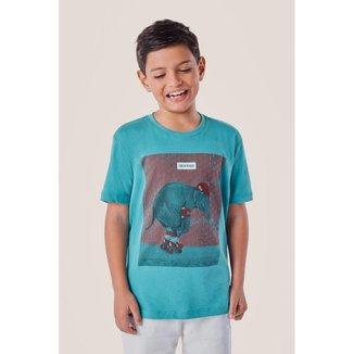 Camiseta Infantil Reserva Mini Sm Sextou Masculina
