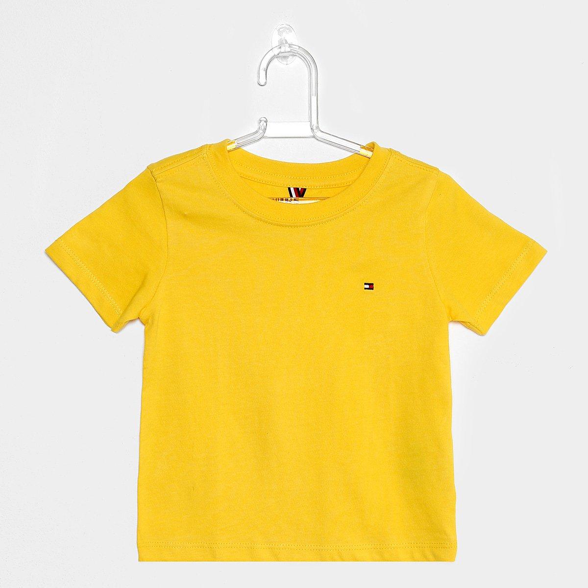 Camiseta Infantil Tommy Hilfiger Nantucket Masculina - Compre Agora ... a76a5618646