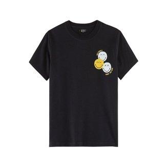 Camiseta Infantil Unissex Estampa Smileyworld® - 5D441BEN9