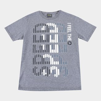 Camiseta Jevenil Lemon Speed Masculina