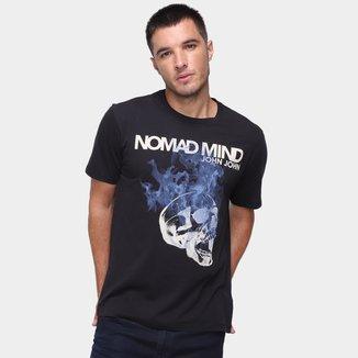 Camiseta John John Nomad Mind Masculina