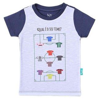 Camiseta Jokenpô Bebê Time