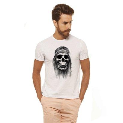 Camiseta Joss - Caveira Bandana - Masculina