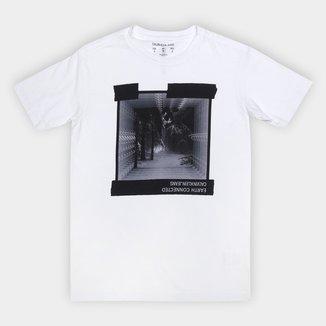 Camiseta Juvenil Calvin Klein Earth Connected Masculina