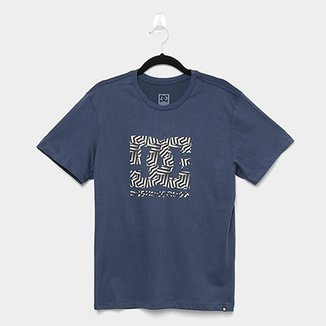 Camiseta Juvenil DC Shoes Dazzle Star Manga Curta