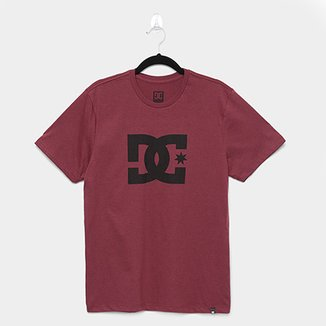 Camiseta Juvenil DC Shoes Pack Star Manga Curta