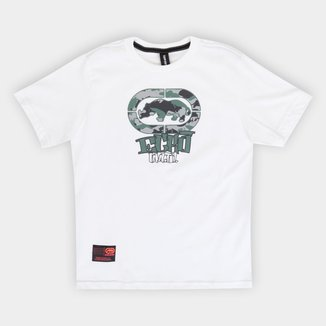 Camiseta Juvenil Ecko Estampa K674A Masculina