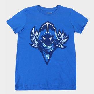 Camiseta Juvenil Fortnite Raven Masculina