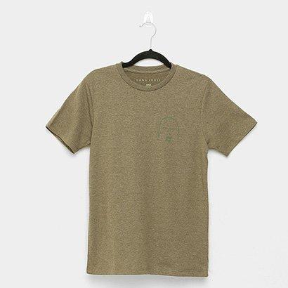 Camiseta Juvenil Hang Loose Risk Masculina