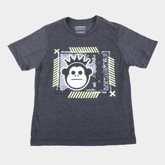 Camiseta Juvenil Kings Logo Masculina