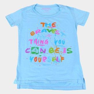 Camiseta Juvenil Mormaii Estampada Manga Curta