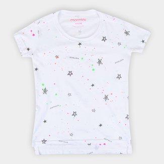 Camiseta Juvenil Mormaii Estampada Masculina