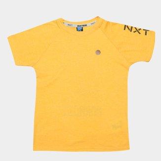 Camiseta Juvenil Mormaii NXT Masculina