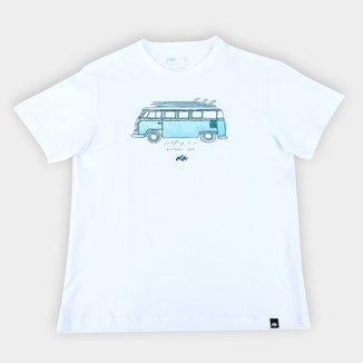 Camiseta Juvenil Natural Art Kombi