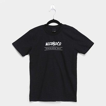 Camiseta Juvenil Nicoboco Arrowtown Masculina