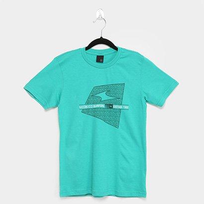Camiseta Juvenil Nicoboco Auckland Masculina