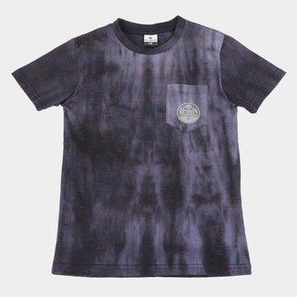 Camiseta Juvenil Nicoboco Especial Maciel Masculina