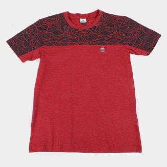 Camiseta Juvenil Nicoboco Especial Palmon Masculina