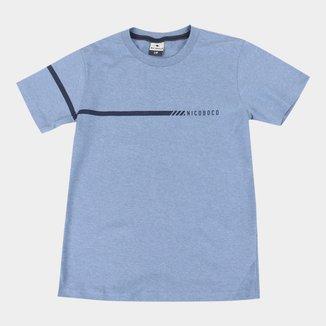 Camiseta Juvenil Nicoboco Especial Posnan Masculina
