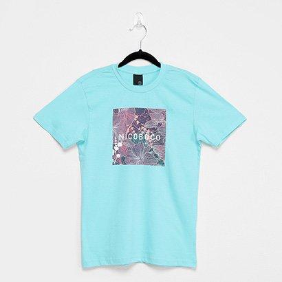 Camiseta Juvenil Nicoboco Kupang Masculina