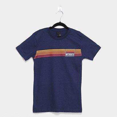Camiseta Juvenil Nicoboco Manado Masculina