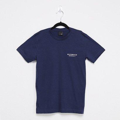 Camiseta Juvenil Nicoboco Padang Masculina