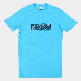 Camiseta Juvenil Nicoboco Palmdale Masculina