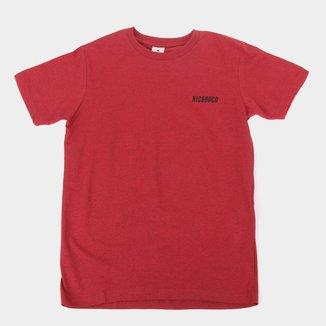 Camiseta Juvenil Nicoboco Stufful Masculina