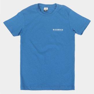 Camiseta Juvenil Nicoboco Waterloo Masculina