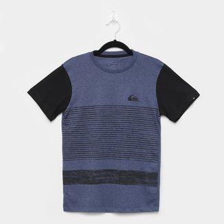 Camiseta Juvenil Quiksilver Tijuana Masculina